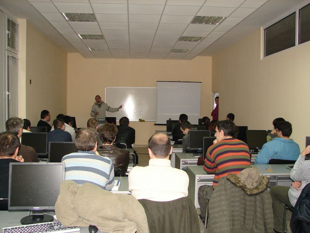 .NET User Group Plovdiv